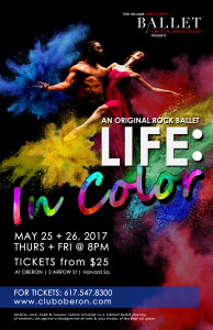 Life In Color Poster 11x17