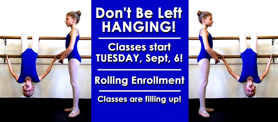 Classes Still Enrolling